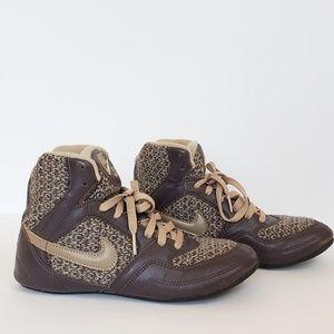 RARE! Nike Greco Supreme Wrestling Shoes 7.5 women